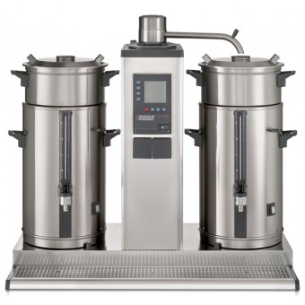 Bravilor Bonamat B10 - Urnbryggare, kaffe, 1brygg, 2behållare