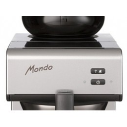 Bravilor Bonamat Mondo 2 - Filterbryggare, 1brygg, 2värmehällar