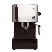 Pavoni Boundi Lusso - Espressomaskin, 1grupp, rostfri/svart