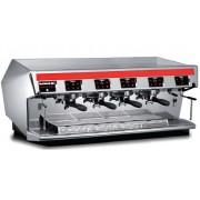 UNIC Stella di Caffe - Takeaway, Traditionell med hög kapacitet, 4grupp