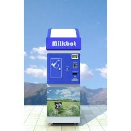 MILKBOT 400i - Mjölkautomat, Luftkyld, golv