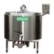 PLEVNIK PH200 - Mjölk, Ost, Yoghurt, Ricotta, Pastörisator, Luftkyld, golv