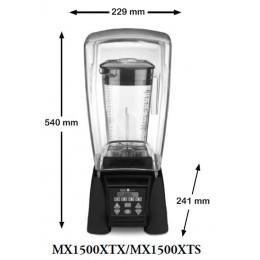 Waring MX1500XTX - Blender, 1,9Lbehållare