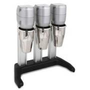 Macap F4T - Milkshakemixer, 3behållare, bänk