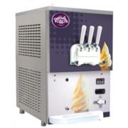 Dairy Den ICE 603P - Mjukglass, 2-smak, Twin Twist, bänk