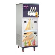 Dairy Den ICE 603P-FL - Mjukglass, 2-smak, Twin Twist, golv