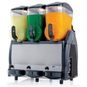 GBG SPIN 3 - Slush, 3 behållare, bänkmodell