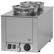 RM Gastro BM 02W - Soppvärmeri, 2behållare