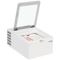 FRAMEC Mini Cream 2VL - Glassdisk, Bänk