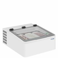 FRAMEC Mini Cream 3VL - Glassdisk, Bänk