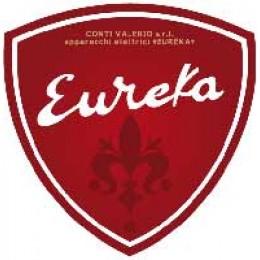 Eureka Atom - Doserande proffskvarn, svart