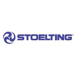 Stoelting O431-RC - Mjukglass, 2-smak, Twin Twist, golv