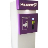 MILKBOT 200 Basic - Mjölkautomat, Luftkyld, golv
