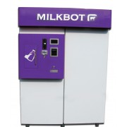 MILKBOT 400 Basic - Mjölkautomat, Luftkyld, golv